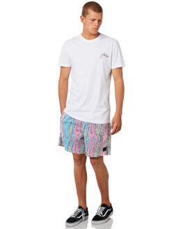 NOTE PINK MENS CLOTHING RUSTY BOARDSHORTS - BSM1280NPK