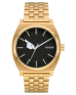 GOLD BLACK MENS ACCESSORIES NIXON WATCHES - A0453097GLDBK