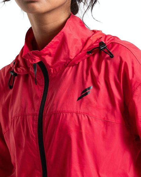 RED WOMENS CLOTHING DOYOUEVEN ACTIVEWEAR - M.11.E.XS