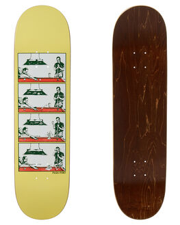 MULTI BOARDSPORTS SKATE PASS PORT DECKS - STEPPOOLMULTI