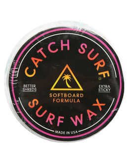 PINK YELLOW BOARDSPORTS SURF CATCH SURF WAX - CSWAXPNKYW