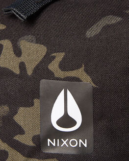 BLACK MULTICAM MENS ACCESSORIES NIXON BAGS + BACKPACKS - C28513015