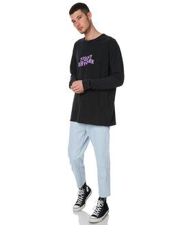 SERIOUS LIGHT RETRO MENS CLOTHING DR DENIM JEANS - 1630114-H62