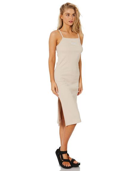 NEUTRAL WOMENS CLOTHING STUSSY DRESSES - ST1M0194NET