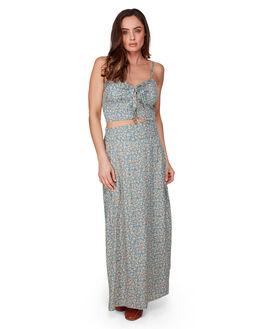 FRENCH BLUE WOMENS CLOTHING BILLABONG SKIRTS - BB-6507533-376