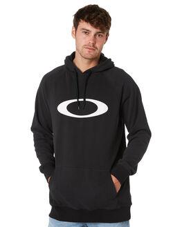 JET BLACK MENS CLOTHING OAKLEY JUMPERS - 472391AU01K