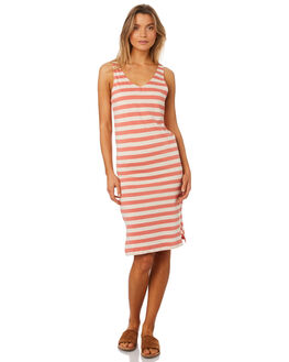 RUST OUTLET WOMENS RIP CURL DRESSES - GDRFV10530