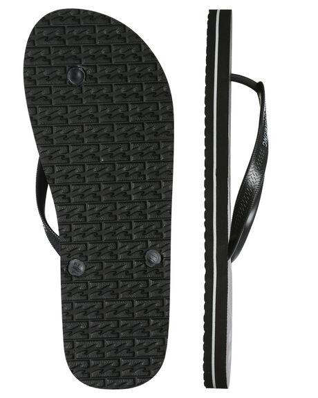 CHARCOAL MENS FOOTWEAR BILLABONG THONGS - 9672930CHAR