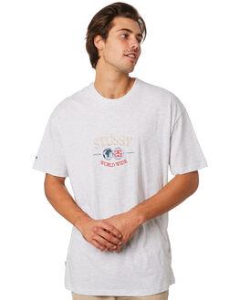 SNOW MARLE MENS CLOTHING STUSSY TEES - ST096004SNWML