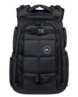 BLACK MENS ACCESSORIES QUIKSILVER BAGS - EQYBP03502KVJ0