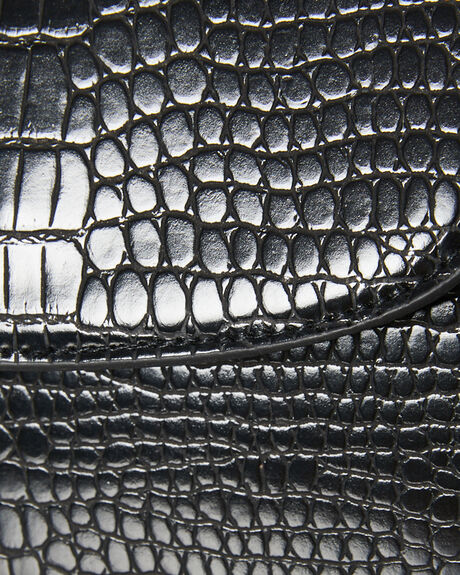 BLACK CROC WOMENS ACCESSORIES BILLINI BAGS + BACKPACKS - HB33BLKCR