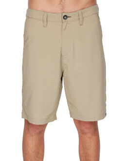 KHAKI MENS CLOTHING BILLABONG SHORTS - BB-9591701-KHA