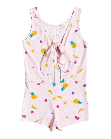 ROSE SHADOW KIDS GIRLS ROXY DRESSES + PLAYSUITS - ERLX603009-MDA6