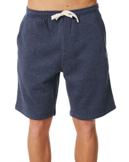 NAVY MARLE OUTLET MENS SWELL SHORTS - S5184456NVYMA