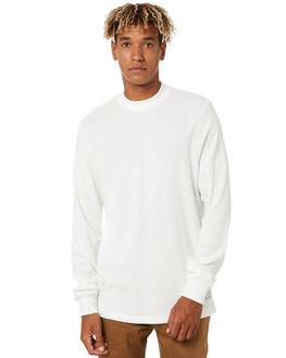 NATURAL MENS CLOTHING RHYTHM KNITS + CARDIGANS - JAN20M-KN01-NAT