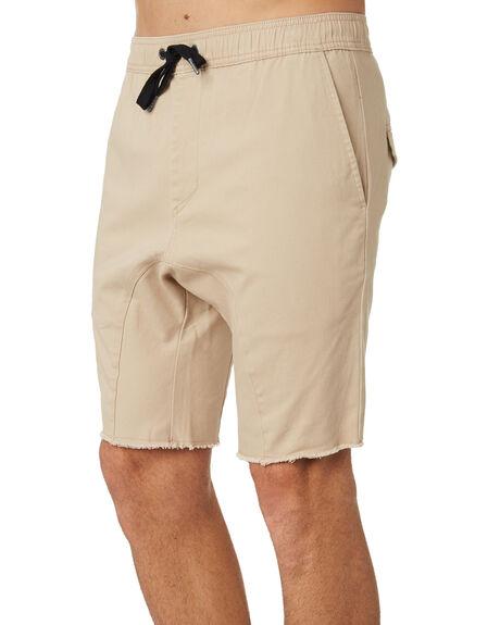 TAN MENS CLOTHING ZANEROBE SHORTS - 638-MTGTAN