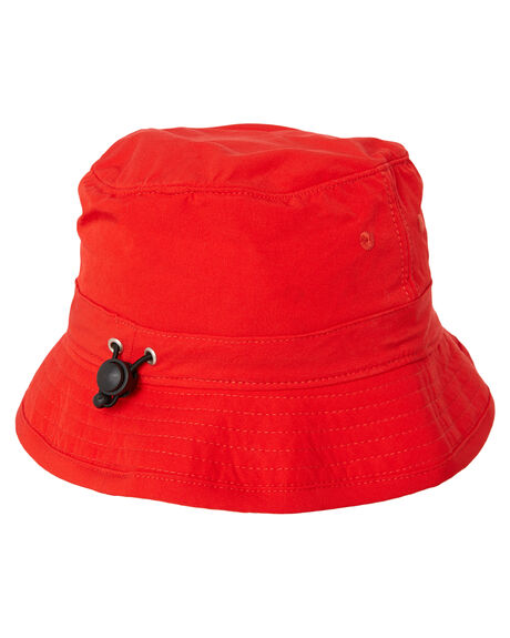 RED MENS ACCESSORIES STUSSY HEADWEAR - ST793000RED