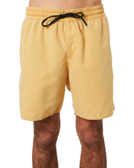 HONEY GOLD MENS CLOTHING VOLCOM BOARDSHORTS - A25418G0HGD