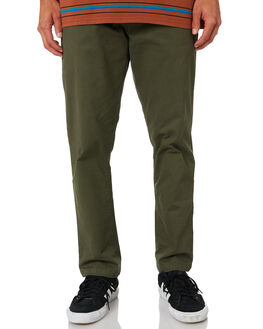 CADET GREEN MENS CLOTHING GLOBE PANTS - GB01916002CGRN