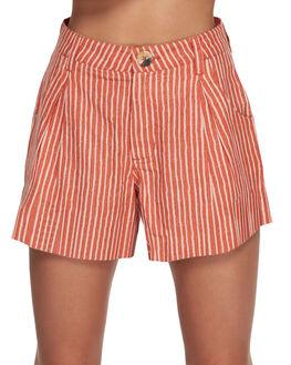 PINK SAND WOMENS CLOTHING BILLABONG SHORTS - BB-6591271-PID