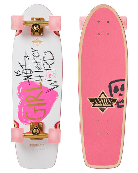 PINK WHITE BOARDSPORTS SKATE DUSTERS COMPLETES - 10531474MULTI