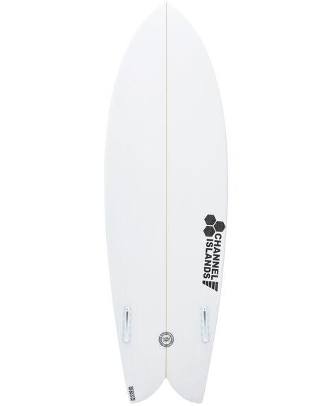 CLEAR BOARDSPORTS SURF CHANNEL ISLANDS SURFBOARDS - CIFCLR