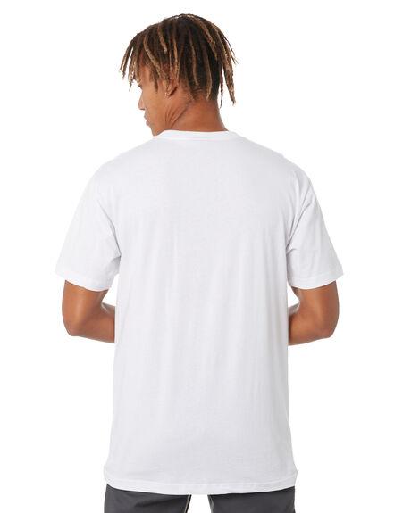 WHITE MENS CLOTHING DICKIES TEES - K1210101WHT