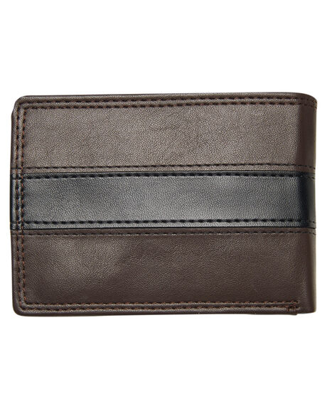 BROWN MENS ACCESSORIES RIP CURL WALLETS - BWUGT30009