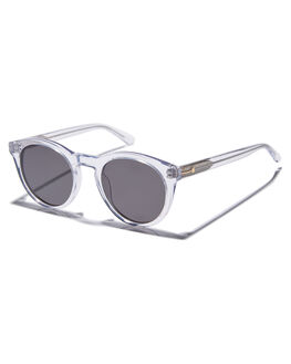 CRYSTAL CLEAR MENS ACCESSORIES CRAP SUNGLASSES - SHAKA003GGCRYCL