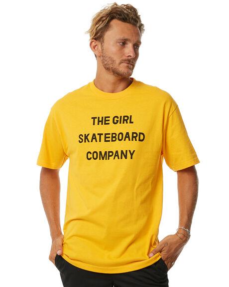 GOLD MENS CLOTHING GIRL TEES - GTS317017GOLD