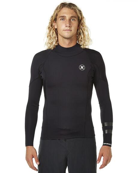 Hurley Fusion 1Mm Wetsuit Vest - Black  b044e49d1