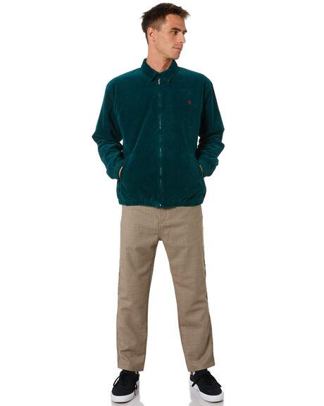 DARK FIR MERLOT MENS CLOTHING CARHARTT JACKETS - I02736805A