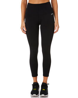 BLACK WOMENS CLOTHING LORNA JANE ACTIVEWEAR - 101926BLK