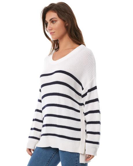 WHITE WOMENS CLOTHING ELWOOD KNITS + CARDIGANS - W81412653