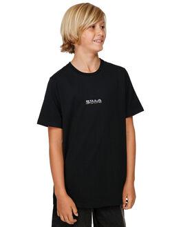BLACK KIDS BOYS BILLABONG TOPS - BB-8591025-BLK
