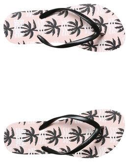PEACH WOMENS FOOTWEAR BILLABONG THONGS - 6672802PC1