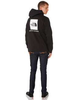 BLACK MENS CLOTHING THE NORTH FACE JUMPERS - NF0A3FREKY4