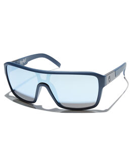MATTE NVY BLUE SKY MENS ACCESSORIES DRAGON SUNGLASSES - 22505-520MNBSI