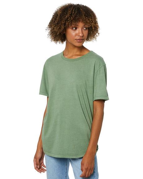 CACTUS WOMENS CLOTHING VOLCOM TEES - B3532076CAC