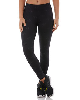 BLACK WOMENS CLOTHING ADIDAS ORIGINALS ACTIVEWEAR - CD6927BLK