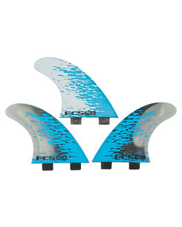 BLUE SMOKE BOARDSPORTS SURF FCS FINS - PC05-145-00-RBLUSM
