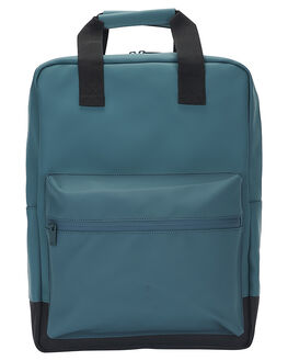 TEAL MENS ACCESSORIES RAINS BAGS - RNS1287TEAL