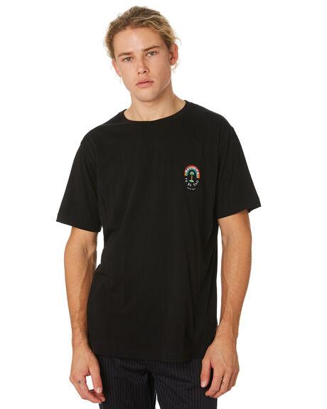BLK MENS CLOTHING BARNEY COOLS TEES - 105-CC2IBLK