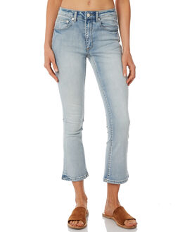 DENIM OUTLET WOMENS THE HIDDEN WAY JEANS - H8183194DENIM