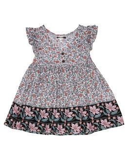 WILDFLOWER LILAC KIDS GIRLS SWEET CHILD OF MINE DRESSES + PLAYSUITS - SP19BDLLDRSSWLFLC