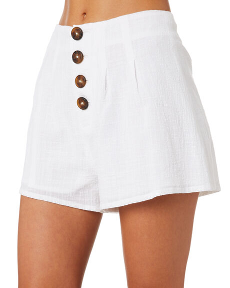 WHITE OUTLET WOMENS THE FIFTH LABEL SHORTS - 40190972WHT