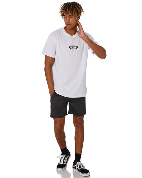 WHITE MENS CLOTHING RUSTY TEES - TTM2541WHT