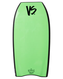 BLACK FLURO GREEN BOARDSPORTS SURF VS BODYBOARDS BODYBOARDS - VSFLOWBLKFG