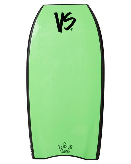 BLACK FLURO GREEN BOARDSPORTS SURF VS BODYBOARDS BODYBOARDS - VSFLOWBLKFG