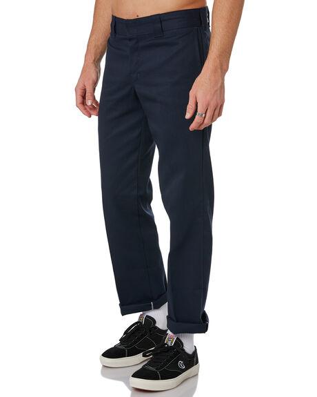 DARK NAVY MENS CLOTHING DICKIES PANTS - 873FDNVY